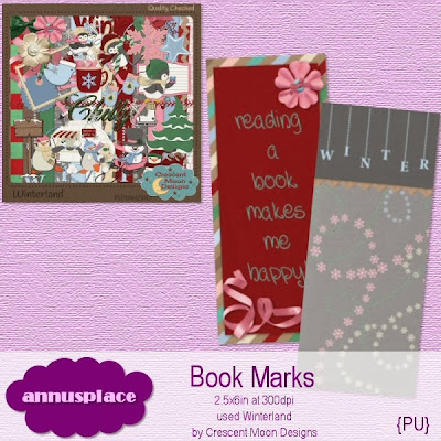 Bookmarks freebie