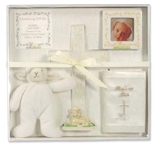 Christening Gift Set