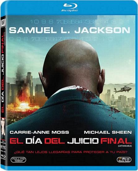 Unthinkable (El Día del Juicio Final) (2010) 720p y 1080p BDRip mkv Dual Audio AC3 5.1 ch