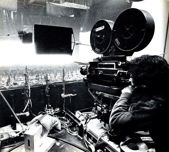 Blade Runner, detrás de las cámaras