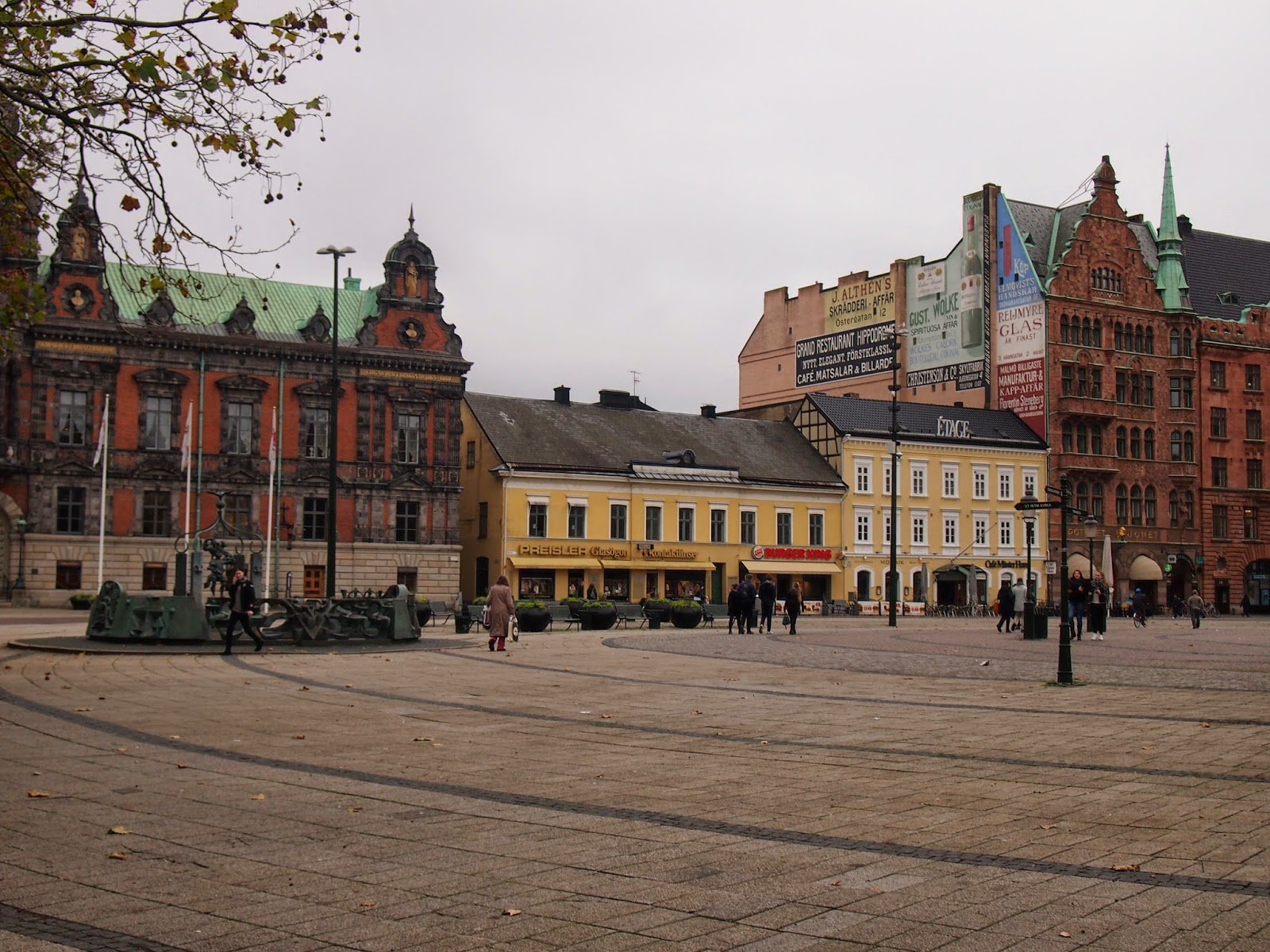 Stortorget in Malmo