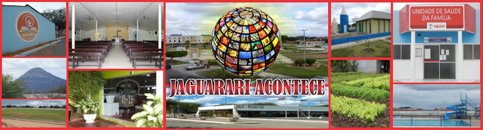 Jaguarari Acontece