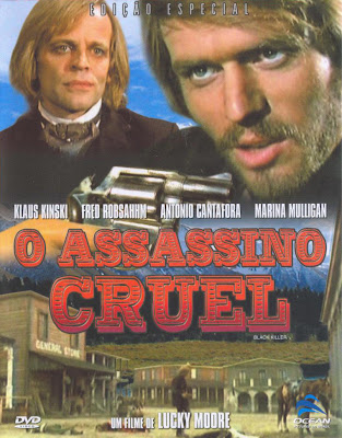 O Assassino Cruel - DVDRip Dublado