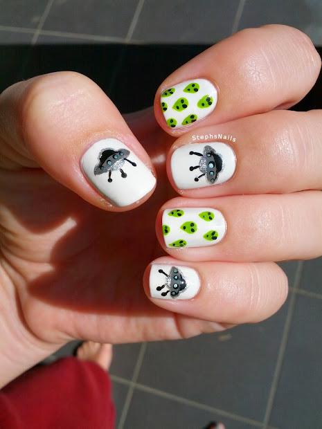 stephsnailss alien nails