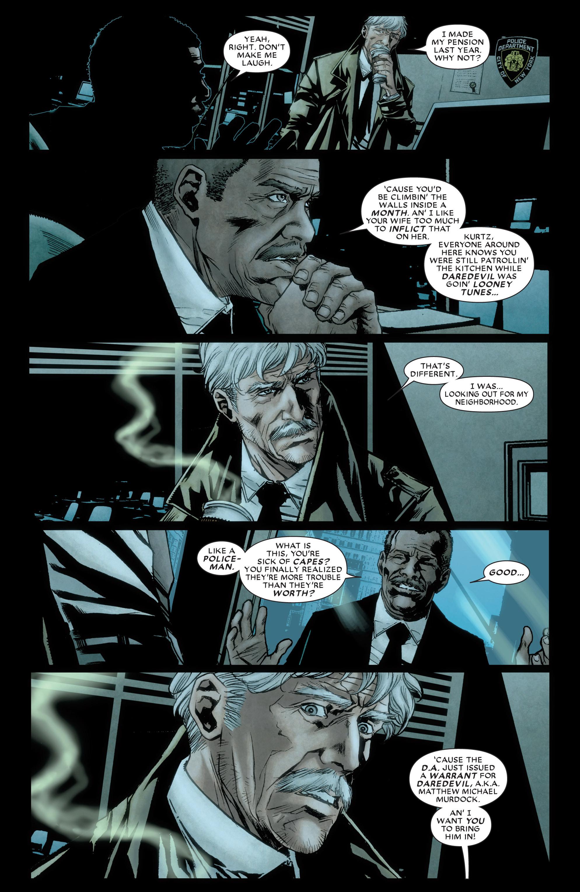 Read online Daredevil (1998) comic -  Issue #512 - 6