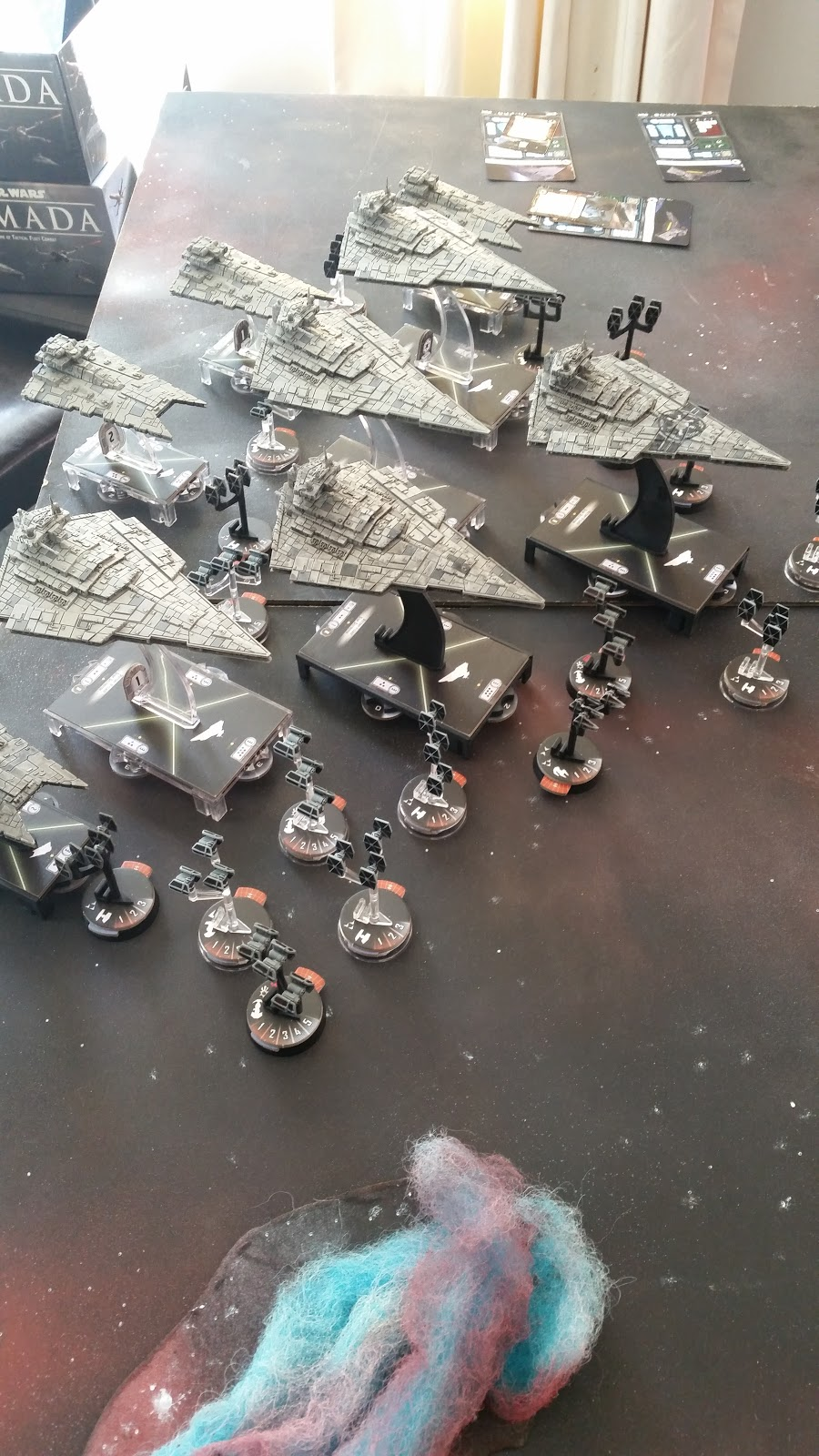 Krugers Kreations: Star Wars Armada: Epic 4 Player Game