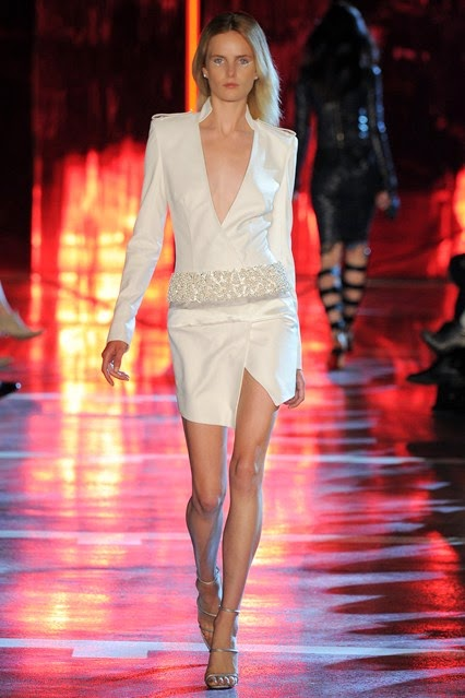 alexandre vauthier autumn winter 2014-2015 look
