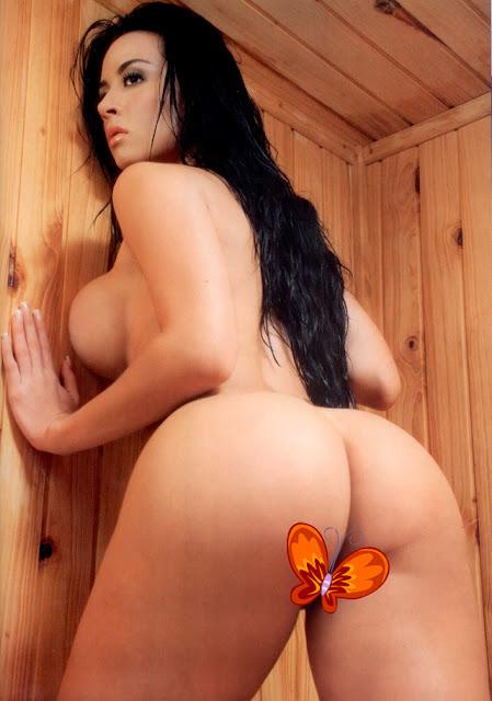 La Diosa Canales Nude