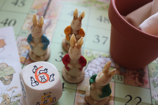 beatrix potter snakes and ladders