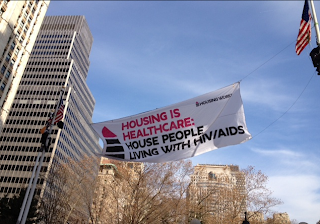 Housing Works' Housing is Healthcare Rally
