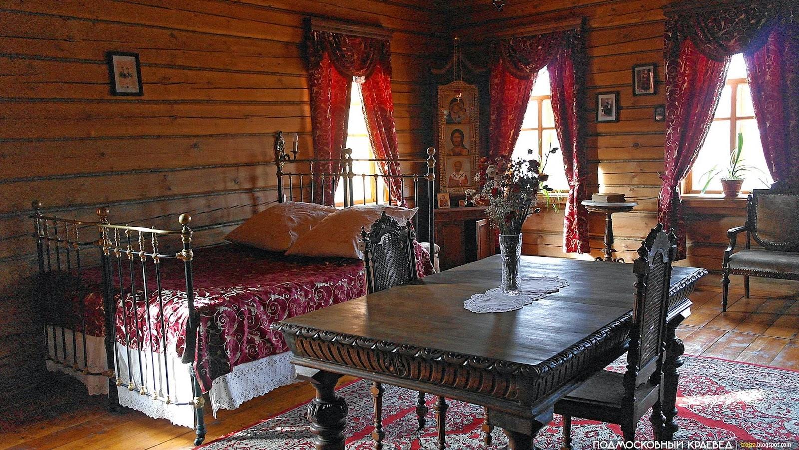 Русские дома на кровате 28 фотография