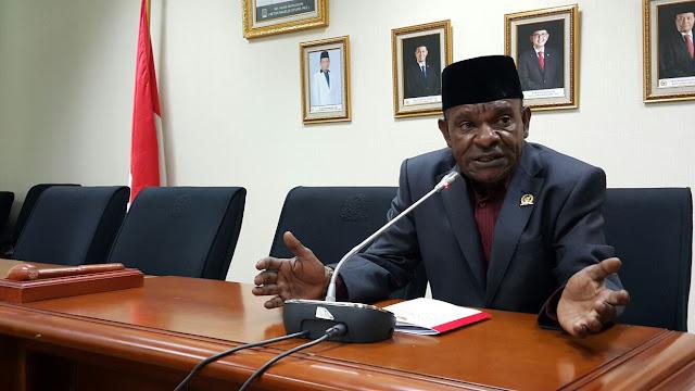 Legislator Papua Minta KNKT Segera Investigasi Jatuhnya Trigana Air