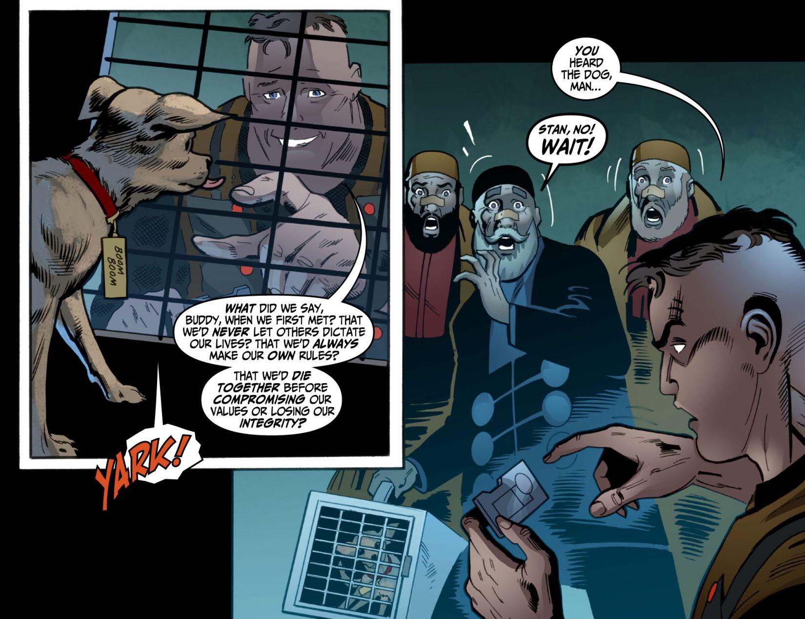 Batman Beyond (2012) Issue #6 #6 - English 8