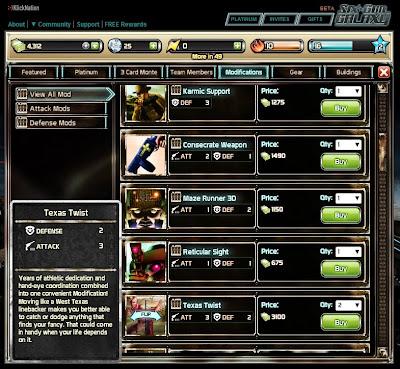 Six Gun Galaxy - Mods Store