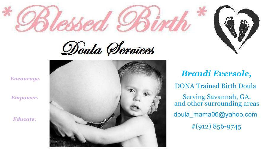 *Blessed Birth Doula Services*