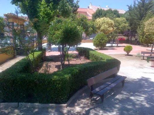 Parques y jardines de ogijares arreglo parque garcia lorca - Los jardines de lorca ...