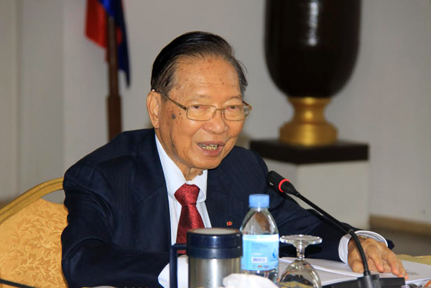 Keat Chhon, vice-Premier ministre