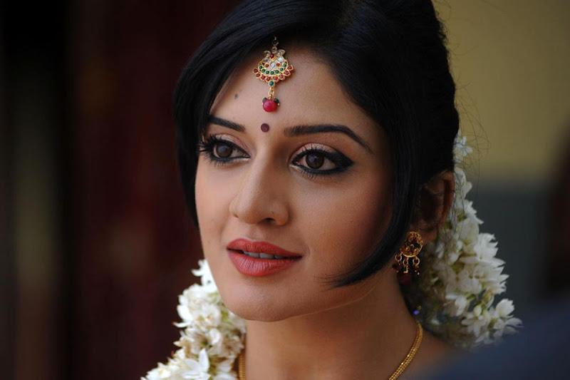 Vimala Raman Cute Saree Photos In Kulumanali Movie Stills gallery pictures