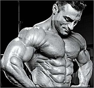 Ahmad Haidar Bodybuilder