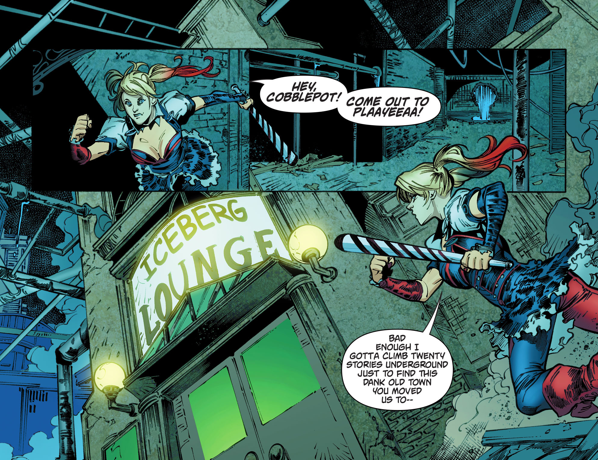 Batman: Arkham Knight [I] Issue #23 #25 - English 13