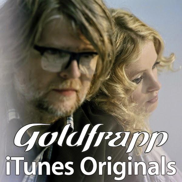 Goldfrapp - iTunes Originals - Goldfrapp Cover