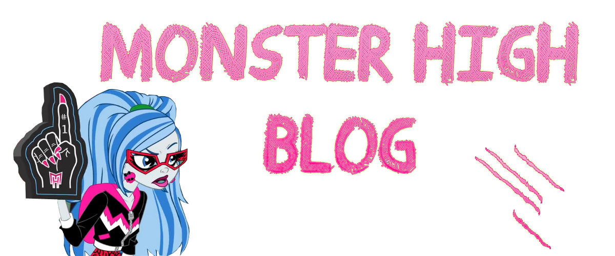Monster High Blog // Official