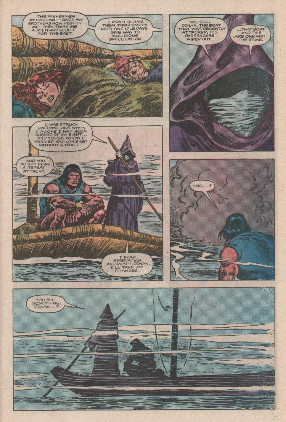 Conan the Barbarian (1970) Issue #175 #187 - English 10