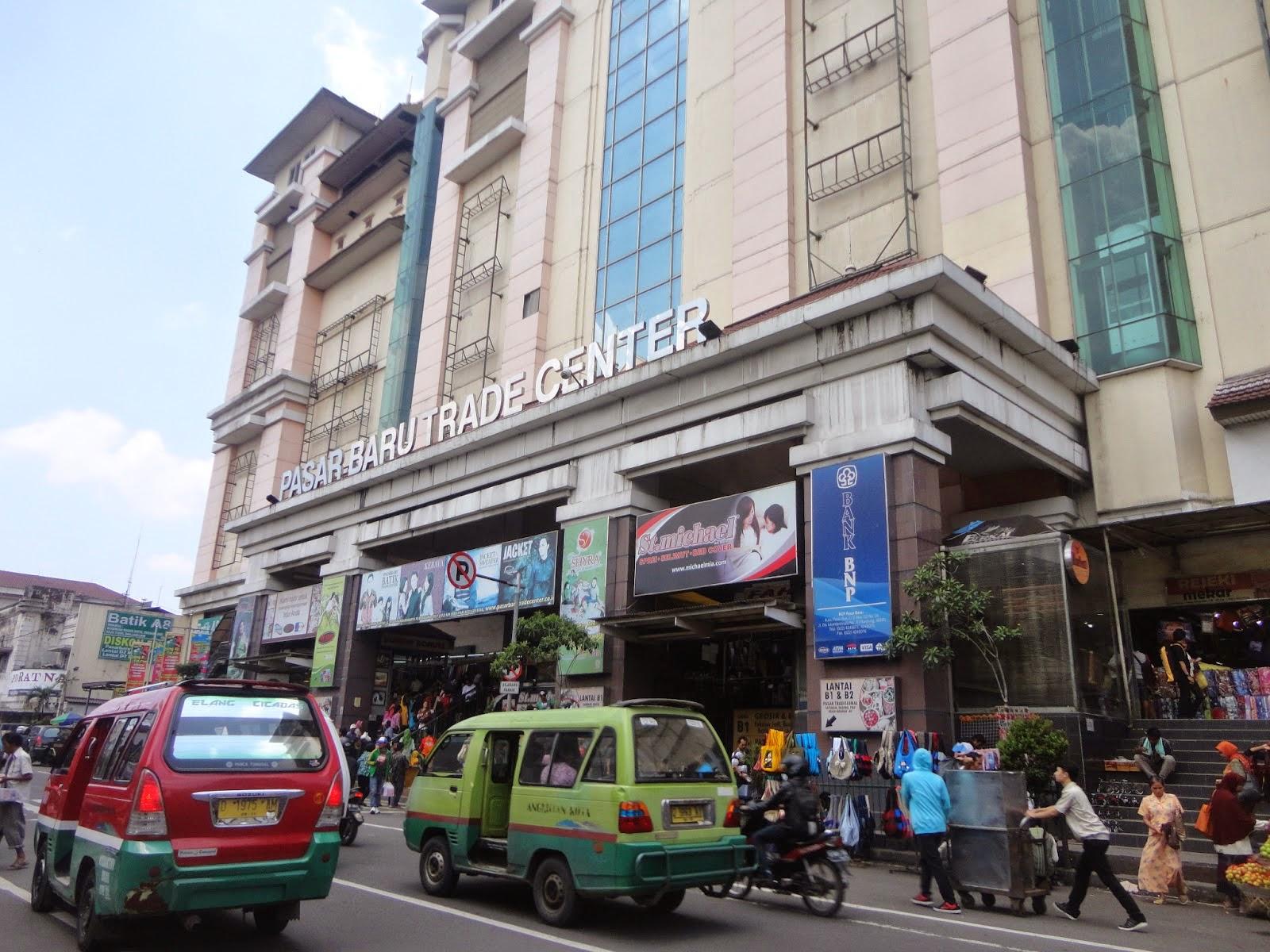 Tempat Wisata Di Bandung 7 Tempat Wisata Belanja Di