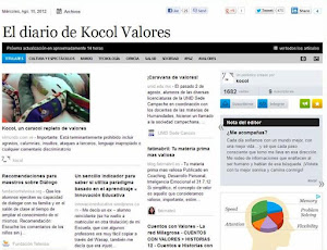 El diario de Kocol Valores