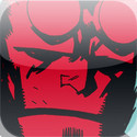 Hellboy Volume 1 Icon Logo