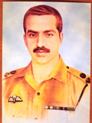 Major Shabbir Sharif Shaheed Nishan-e-Haider