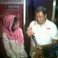Fatin & Bpk Ahmad Heryawan Gubernur Jabar