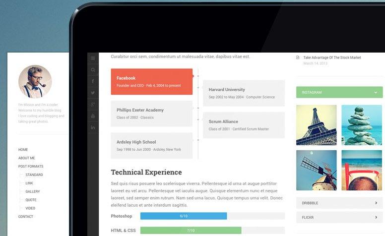 2014 Yeni Ücretsiz WordPress Temalar