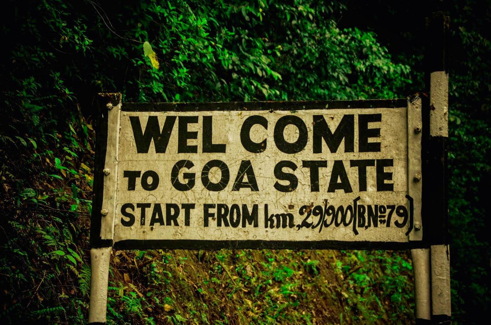 Goa milestone