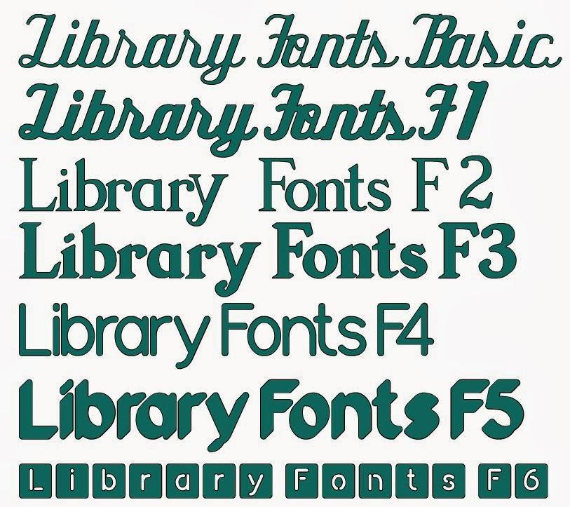 Best cricut script font