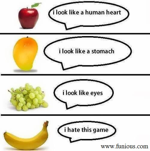 Funny Fruits images