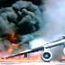 Pesawat Nusantara Air Charter (NAC) Terbakar di Bandara Wamena