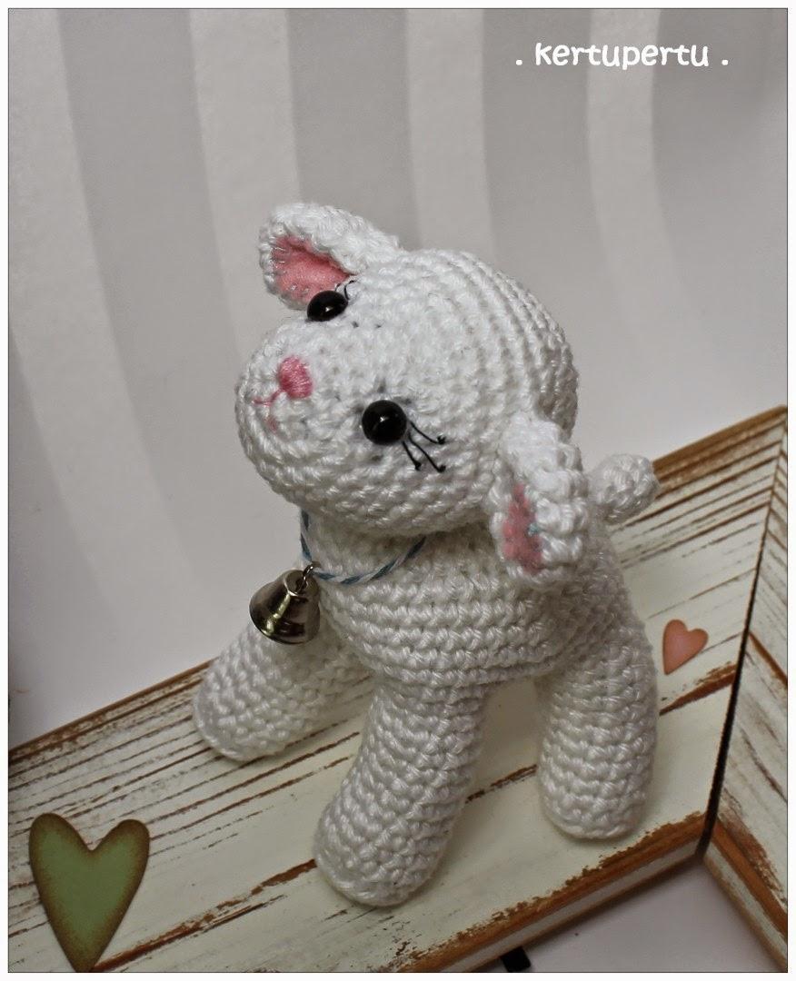 Amigurumi Crochet Lamb : kertupertu heARTmade: Lambake (nukk Kaisa s?ber). Lamb ...