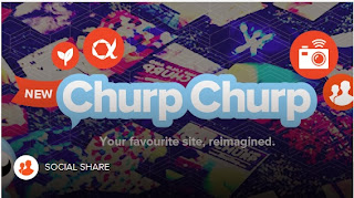 Sign up Churp Churp