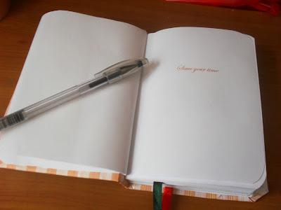 Как сделать ежедневник из а4