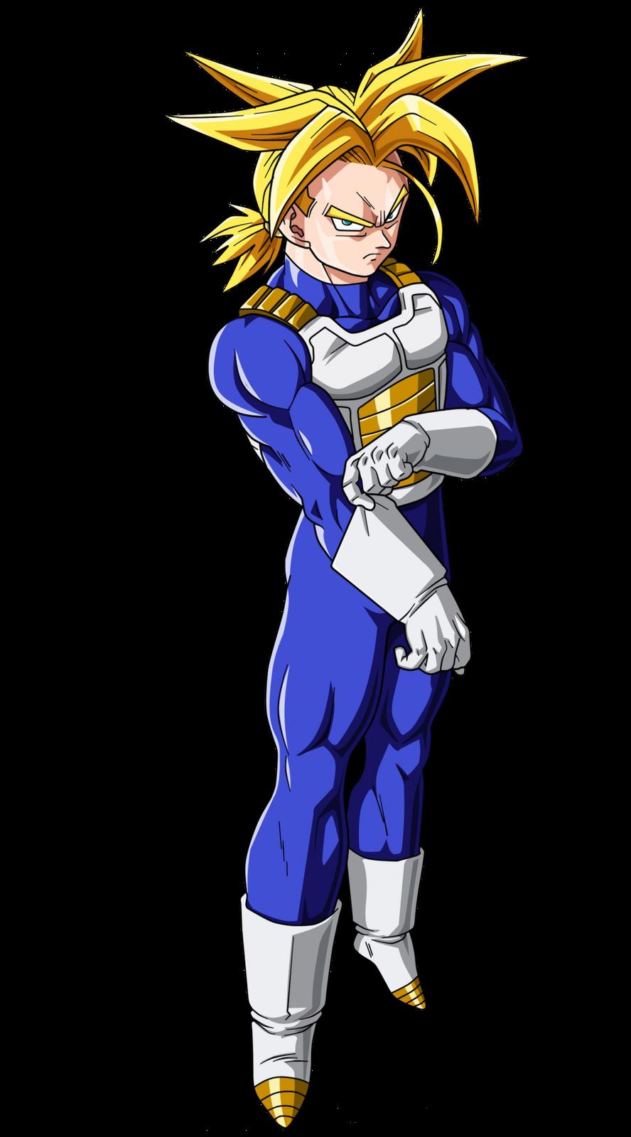 Vegeta And Trunks Signature Request Anime Forum Anime Discord