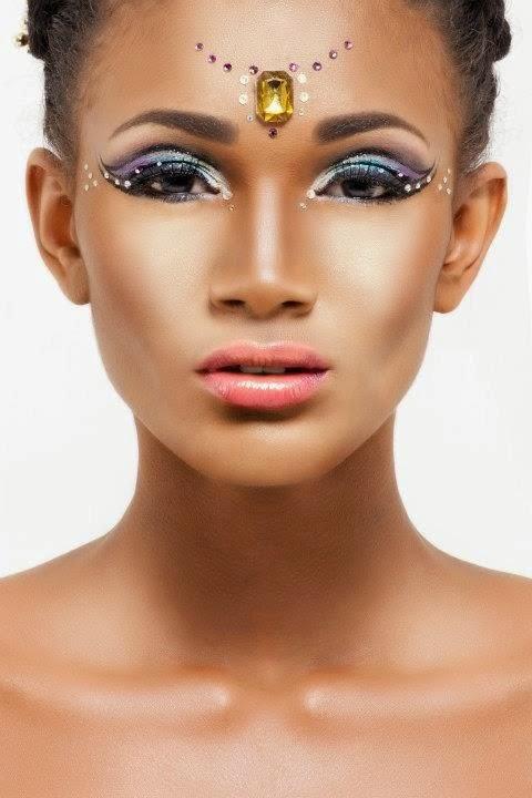 Ideias de maquilhagem para o Carnaval