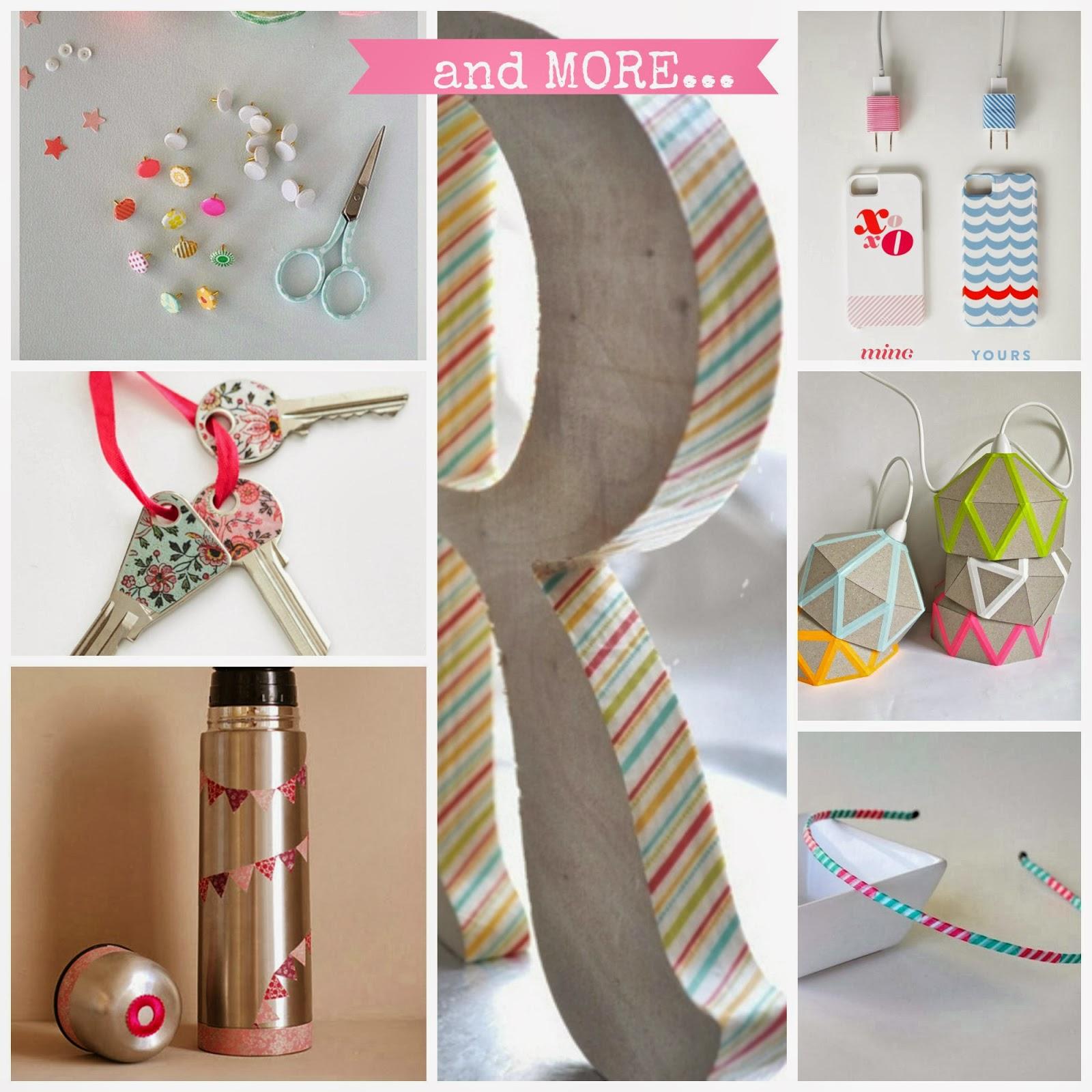 Washi tape ideas pinterest - Washi tape ideas ...