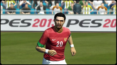 Download PESEdit.com 2013 Patch 2.5 Included Timnas Garuda Indonesia