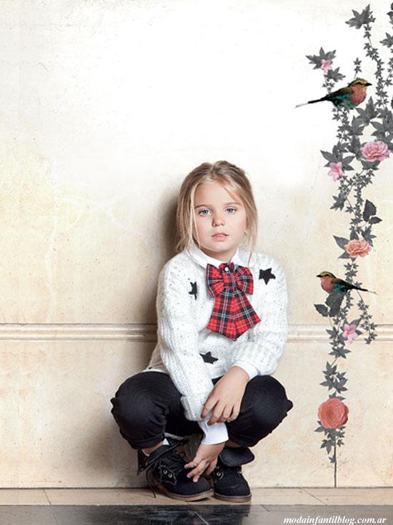 ropa niñas invierno 2014 nucleo nenas