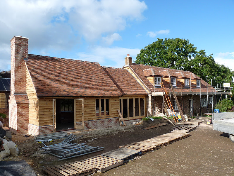 from little acorns.........: extending and remodelling