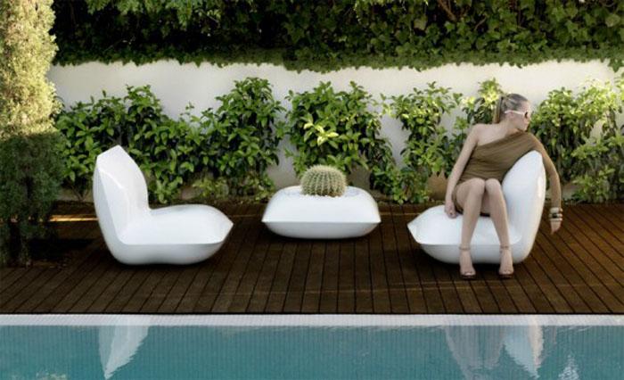 sofa deco terrasse
