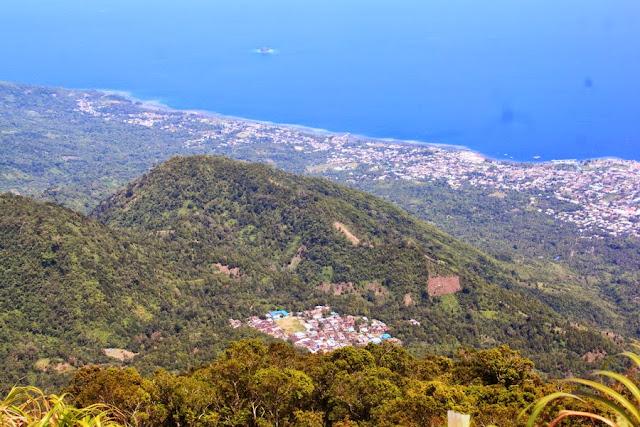 Desa Gurabunga - Wisata Kota Tidore yang Sejuk