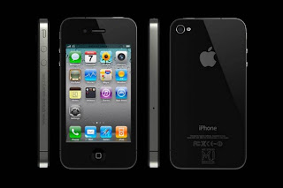Apple Iphone 4 Black Wallpapers