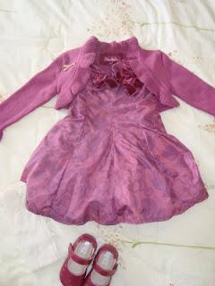 vestidos para crianças